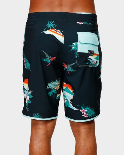 4 73 LINEUP LT BOARDSHORTS Black 9592417 Billabong