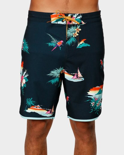 2 73 LINEUP LT BOARDSHORTS Black 9592417 Billabong
