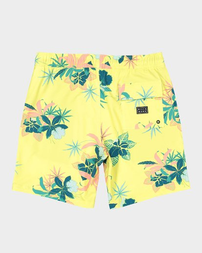 2 Sundays Layback Boardshorts Yellow 9592419 Billabong