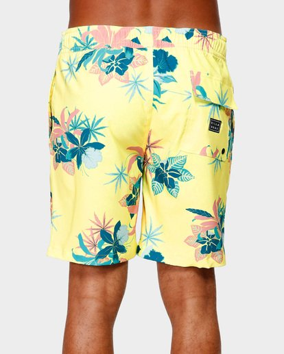 5 Sundays Layback Boardshorts Yellow 9592419 Billabong