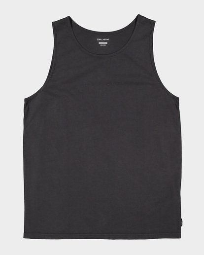 3 WORDSMITH TANK Black 9592501 Billabong