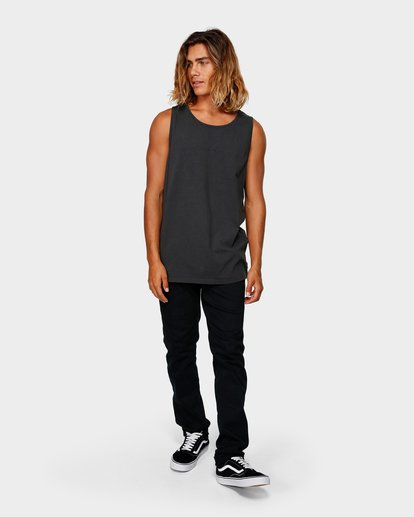 4 WORDSMITH TANK Black 9592501 Billabong