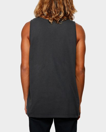 2 WORDSMITH TANK Black 9592501 Billabong