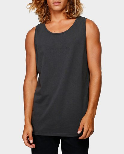 0 WORDSMITH TANK Black 9592501 Billabong