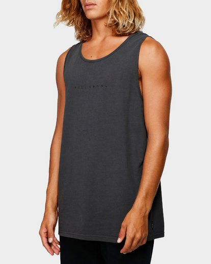 1 WORDSMITH TANK Black 9592501 Billabong
