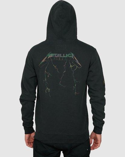 2 Andy Irons Metallica Pullover Hoodie  9592661 Billabong