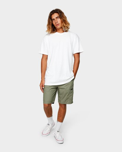 11 Surftrek Cargo Shorts Camo 9592730 Billabong