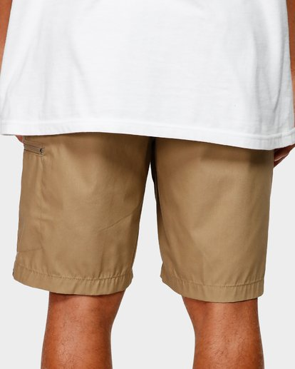 7 SURFTREK CARGO WALKSHORTS Grey 9592730 Billabong