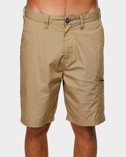 2 SURFTREK CARGO WALKSHORTS Grey 9592730 Billabong