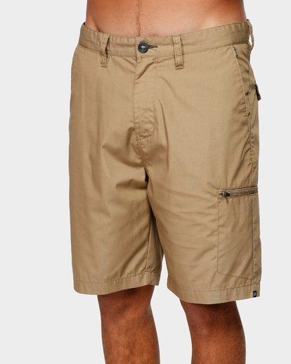 3 SURFTREK CARGO WALKSHORTS Grey 9592730 Billabong