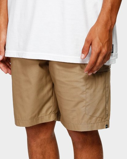 6 SURFTREK CARGO WALKSHORTS Grey 9592730 Billabong