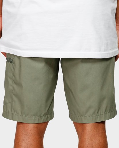 7 Surftrek Cargo Shorts Camo 9592730 Billabong