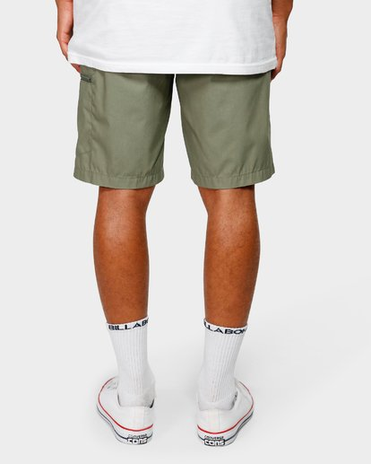 10 Surftrek Cargo Shorts Camo 9592730 Billabong