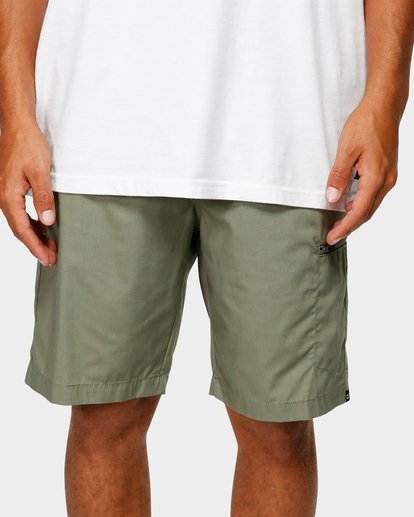5 Surftrek Cargo Shorts Camo 9592730 Billabong