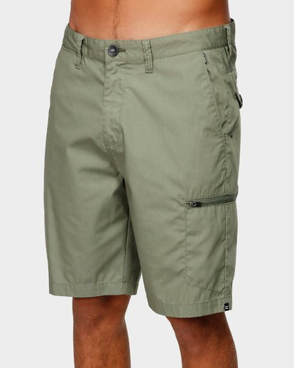 3 Surftrek Cargo Shorts Camo 9592730 Billabong