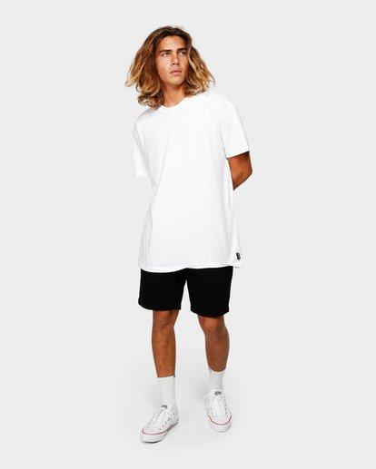 11 Larry Layback Twill Shorts Black 9592733 Billabong