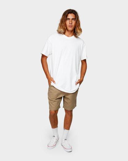 11 Larry Layback Twill Shorts Grey 9592733 Billabong