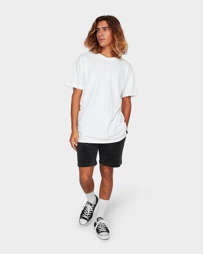 11 Larry Layback Cord Shorts Grey 9592736 Billabong