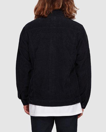 3 Metallica Black Album Jacket Grey 9592901 Billabong
