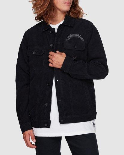 1 Metallica Black Album Jacket Grey 9592901 Billabong