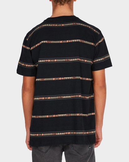 2 ATLAS TEE Black 9595003 Billabong