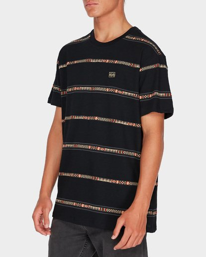 1 ATLAS TEE Black 9595003 Billabong