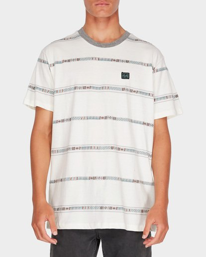 0 ATLAS TEE White 9595003 Billabong