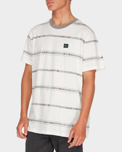 1 ATLAS TEE White 9595003 Billabong