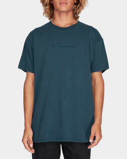 0 WORDSMITH TEE  9595009 Billabong