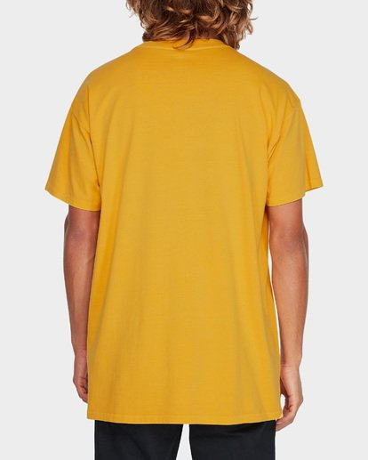 2 WORDSMITH TEE Yellow 9595009 Billabong