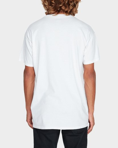 2 WORDSMITH TEE White 9595009 Billabong