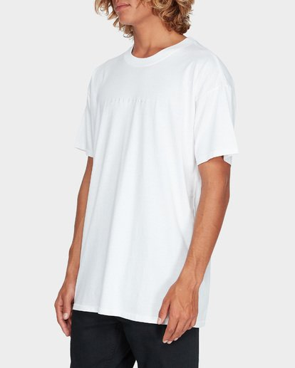 1 WORDSMITH TEE White 9595009 Billabong