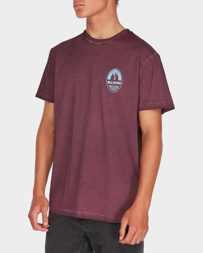 1 SKITTLE BRAU TEE Red 9595010 Billabong