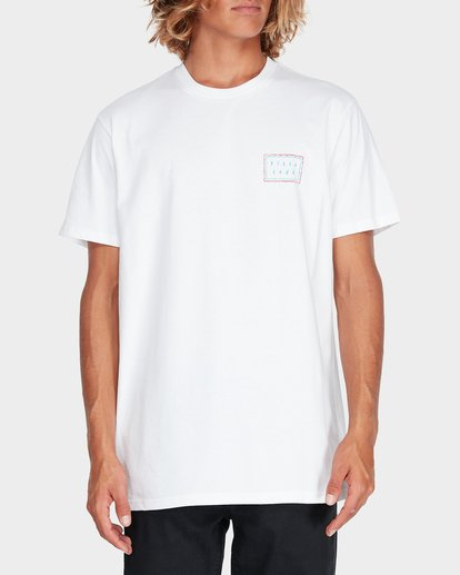 0 NIROBE TEE White 9595013 Billabong