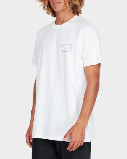 1 NIROBE TEE White 9595013 Billabong