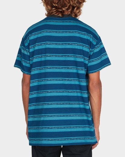 2 PRINTY MIX TEE Blue 9595019 Billabong