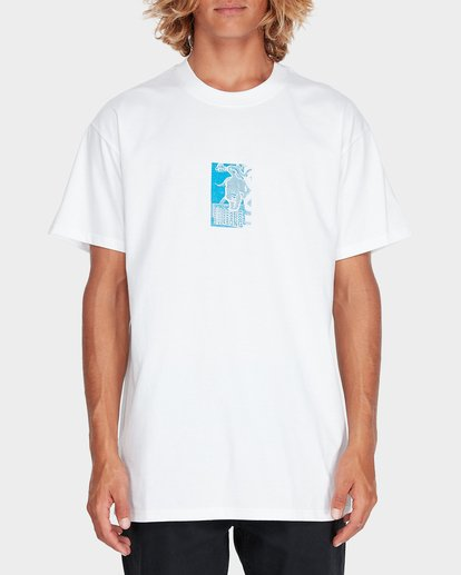 0 TIGER DANCER TEE White 9595022 Billabong