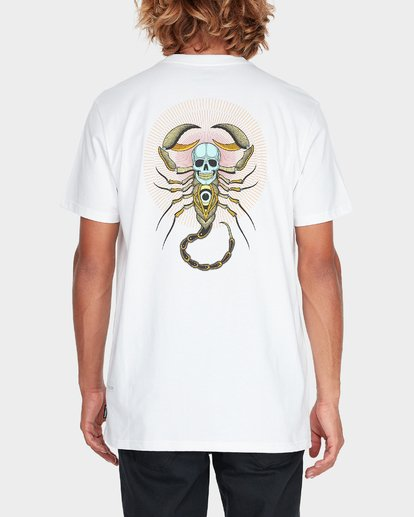 2 SCORPION TEE White 9595040 Billabong