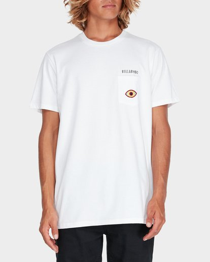 0 SCORPION TEE White 9595040 Billabong