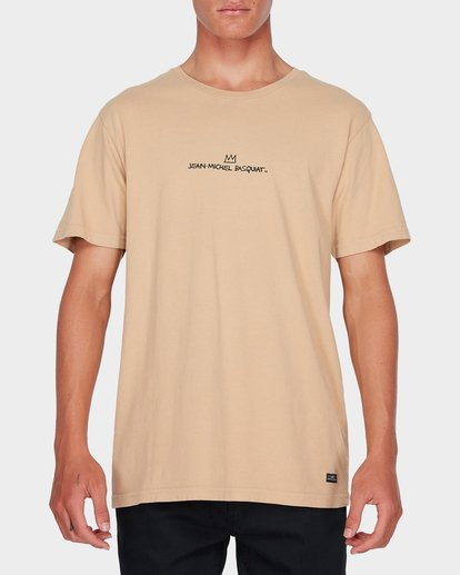 0 83 TEE Beige 9595050 Billabong