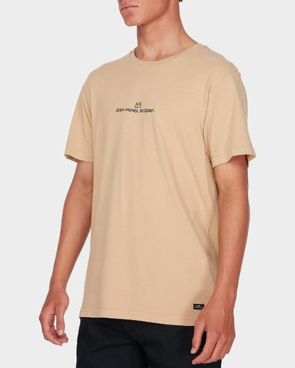 1 83 TEE Beige 9595050 Billabong