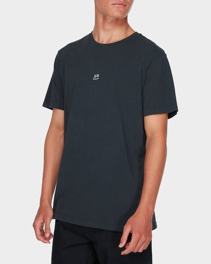 1 TESTPRESS TEE Black 9595054 Billabong