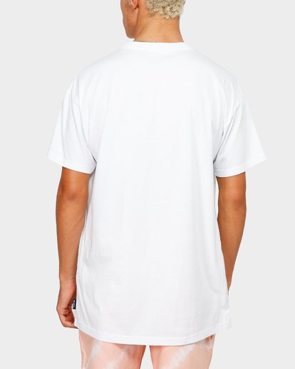 2 VIBES TEE White 9595083M Billabong