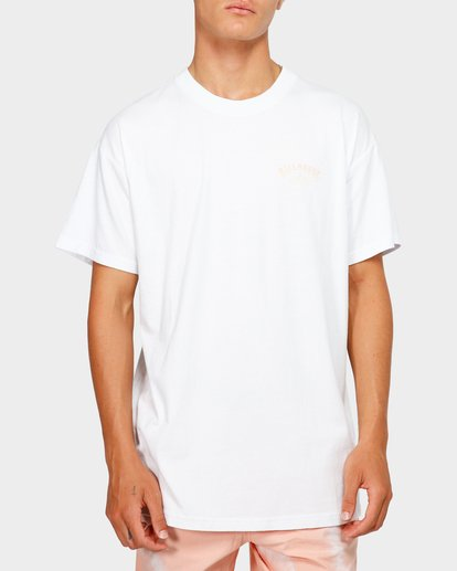 0 VIBES TEE White 9595083M Billabong