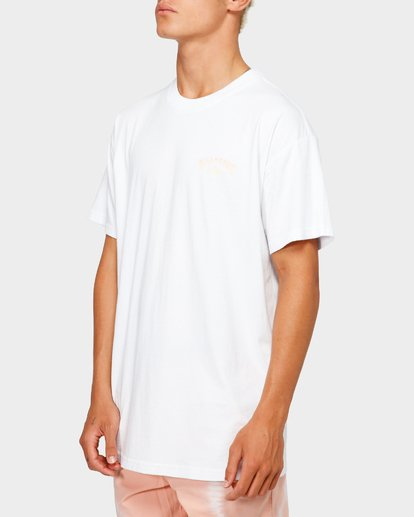 1 VIBES TEE White 9595083M Billabong