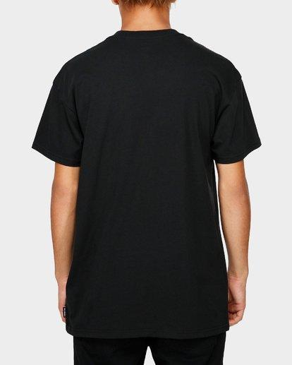 2 ONYAPARKO TEE Black 9595085M Billabong