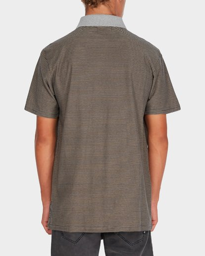 2 DELTA POLO Grey 9595141 Billabong