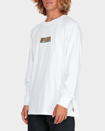 1 DEEP WOBBLE LONG SLEEVE TEE  9595173 Billabong