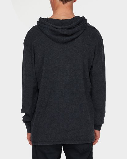 2 KEYSTONE PULL OVER HOODY TEE Black 9595180 Billabong