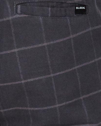 6 Unity Elastic Pants Grey 9595310M Billabong